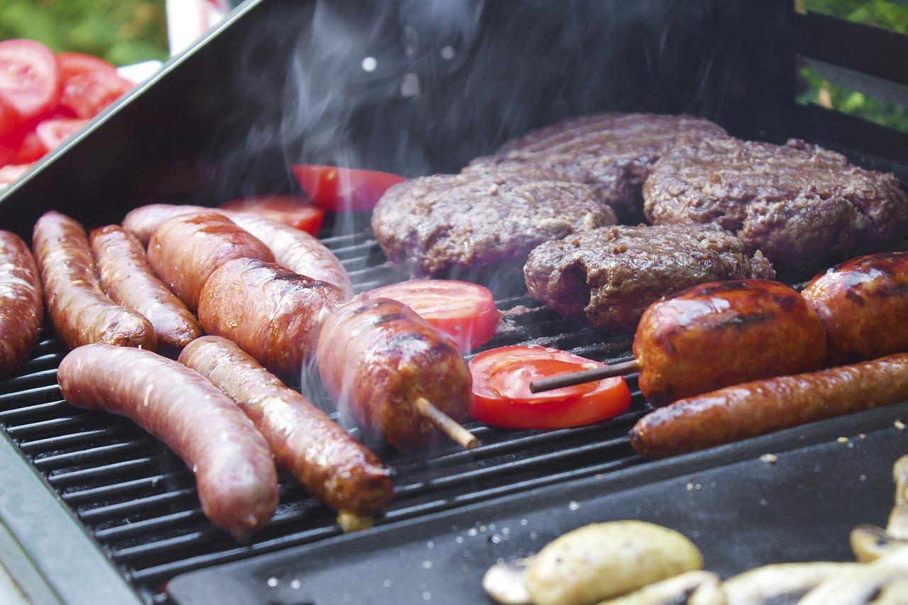 סוגים שונים של בשר