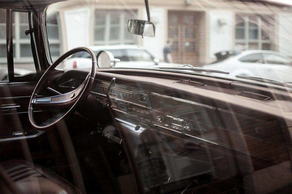 חלונות רכב ישן